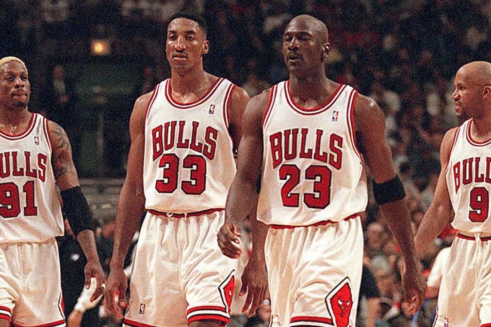 The Last Dance - Michael Jordan Chicago Bulls