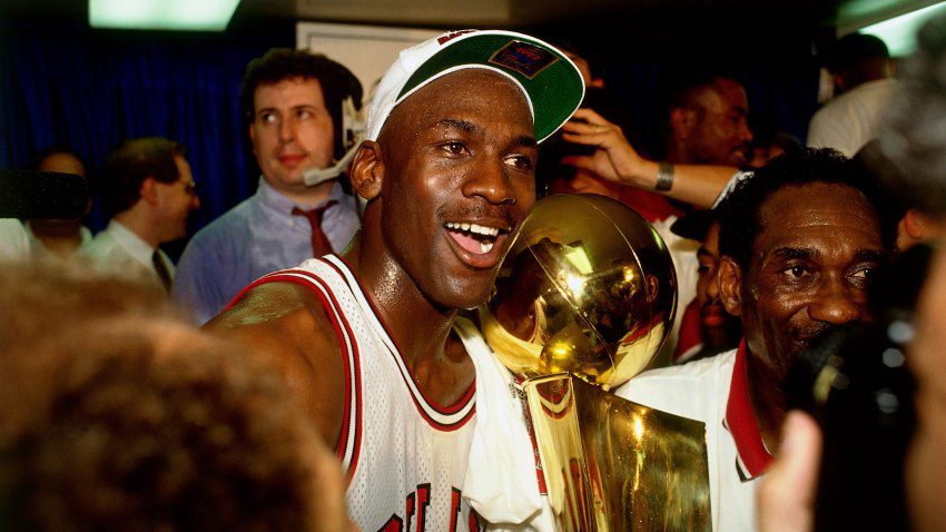 The Last Dance Michael Jordan Chicago Bulls Dynasty