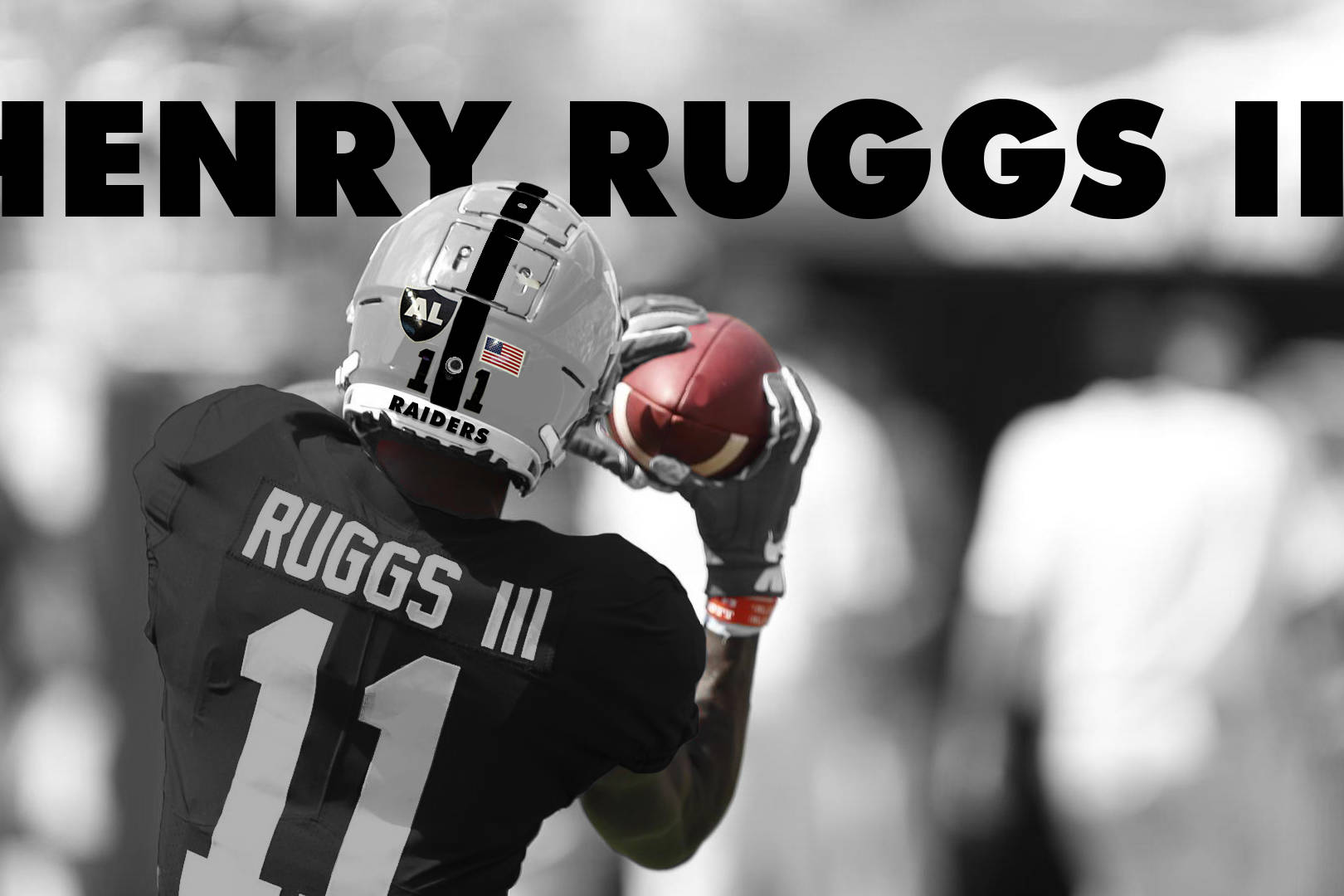 Henry Ruggs III: The Original Las Vegas Raider