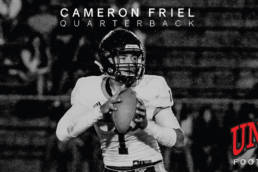 Cameron Friel: New 2021 UNLV Football Recruiting Commitment - Interview & Analysis