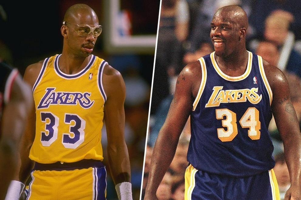 Kareem vs Shaq