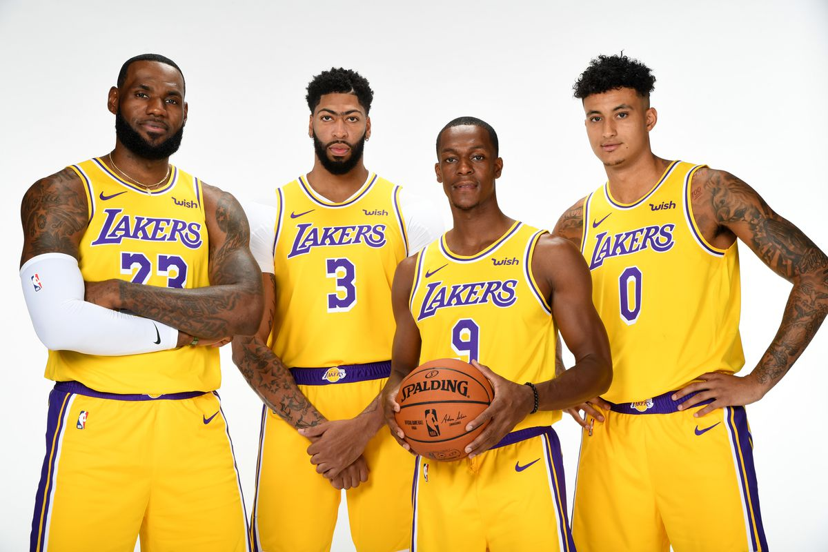 And Then What - Lakers 2020 schedule