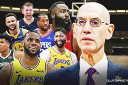 Historic COVID 19 NBA Shutdown Could Give the League a New Look