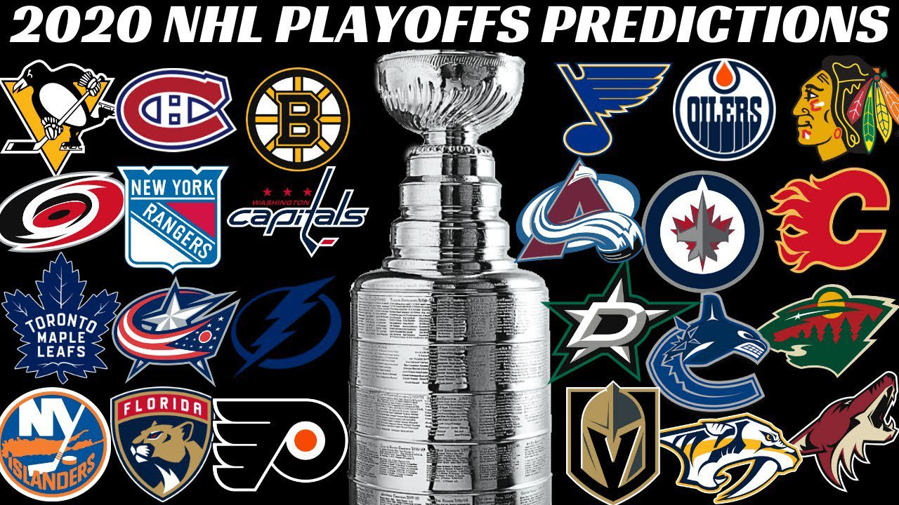 2020 NHL Playoff Format