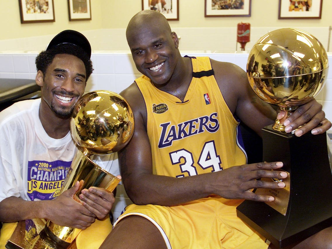 Lakers birth of a dynasty