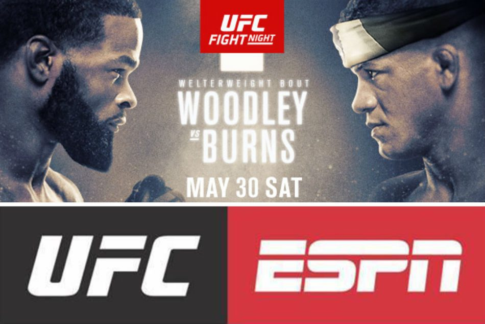 Woodley vs Burns