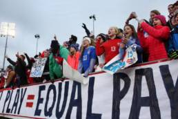 Equal Pay US Women's National Team