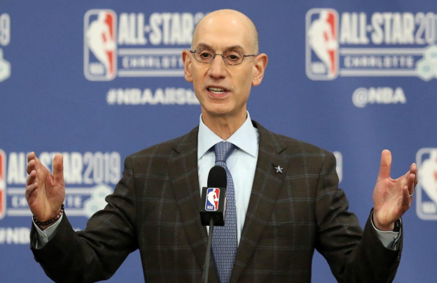 NBA reopening