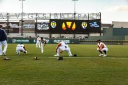 Las Vegas Ballpark Silence Felt in a Major Way