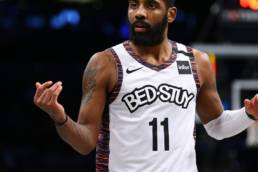 Kyrie Irving Sounds Off Against Returning to Play for 2020