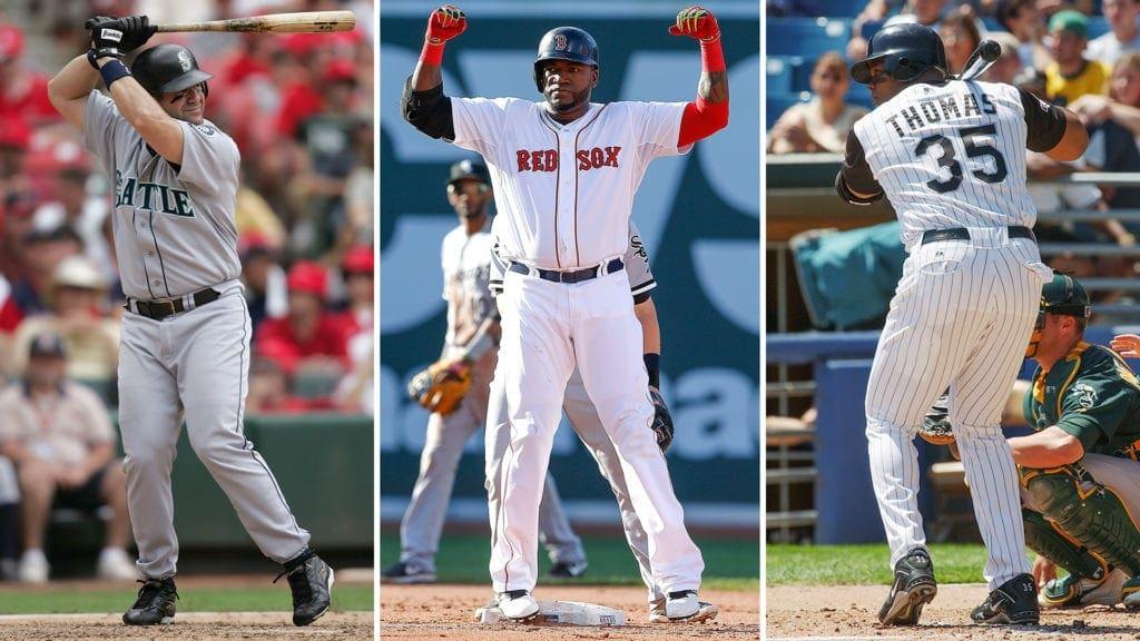 baseball designated hitters