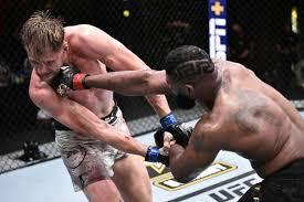 UFC Fight Night Recap: Blaydes vs Volkov