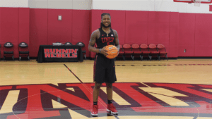 UNLV Basketball - David Jenkins Jr