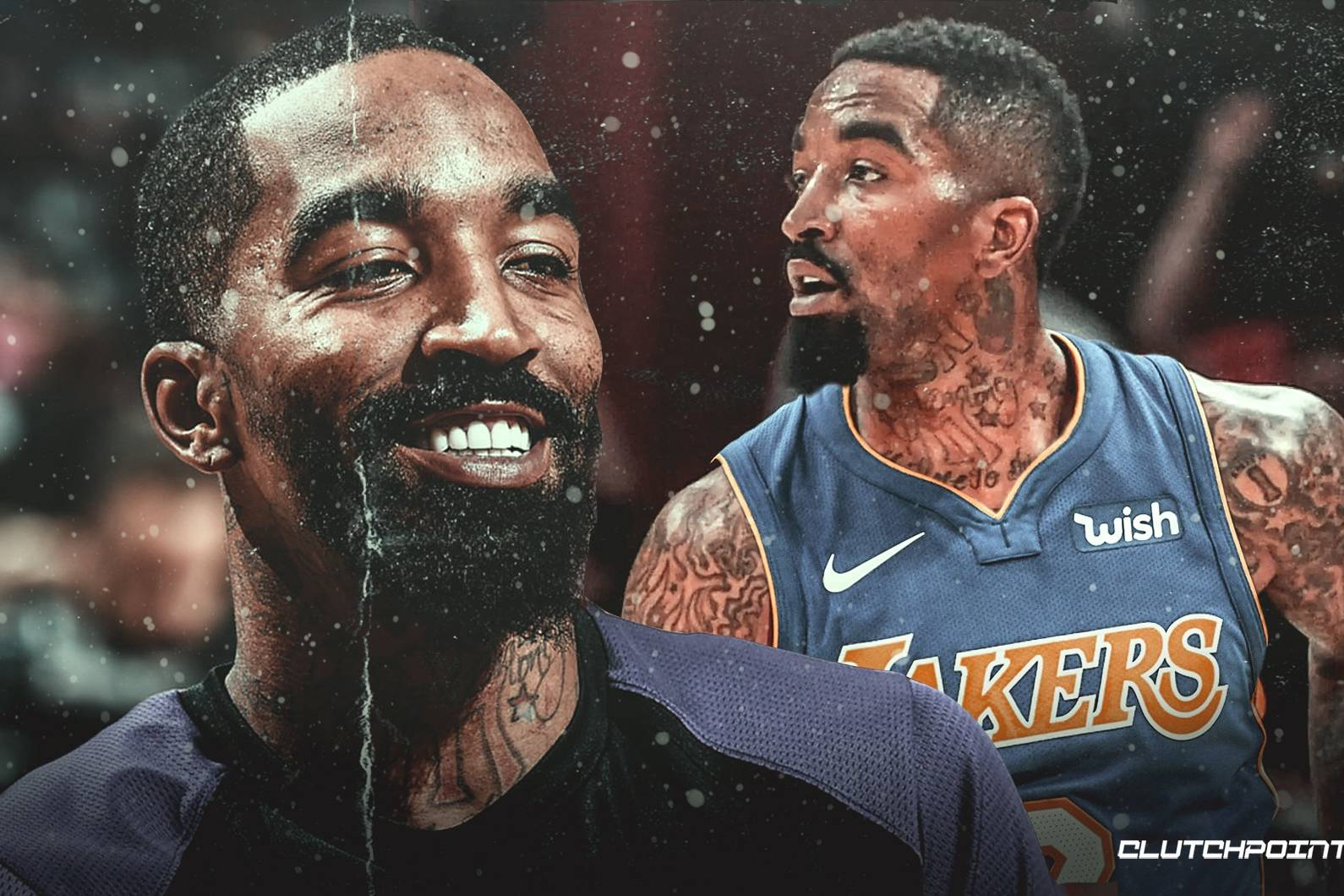 Lakers signing j.r. smith