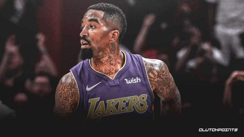 BREAKING: Lakers Signing JR Smith For The Remainder Of The 2020 ...