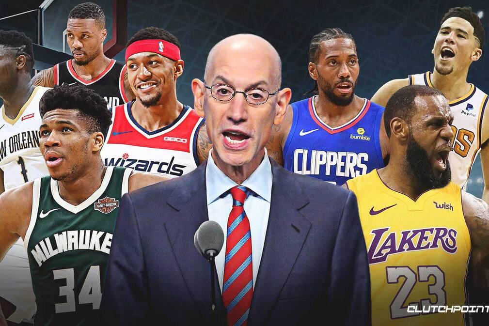 NBA 2020 season restart