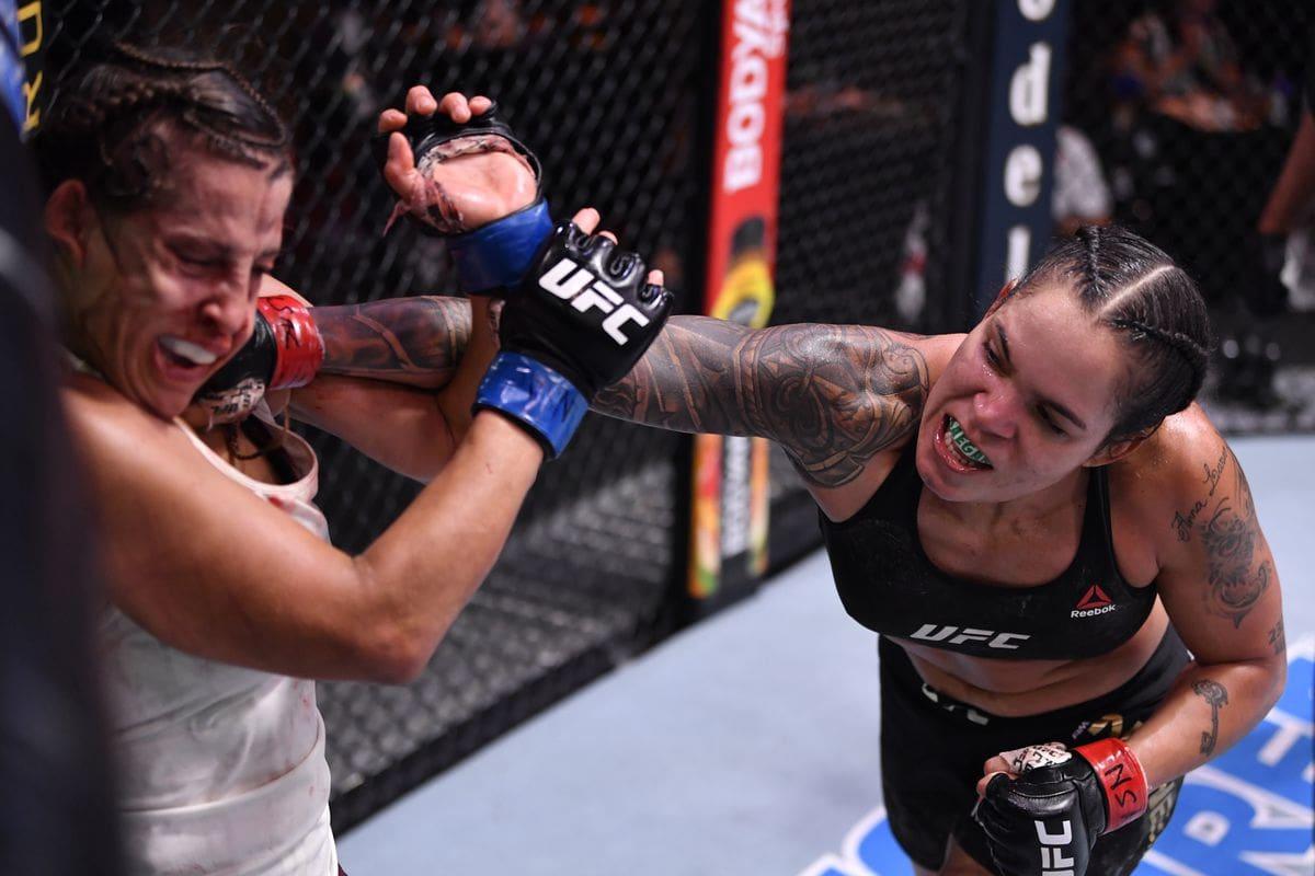 New Fight Recap: UFC 250: Nunes vs Spencer