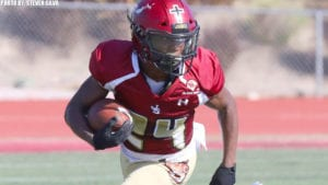Committed: UNLV Football Recruiting 2021 - Sammy Green - Official