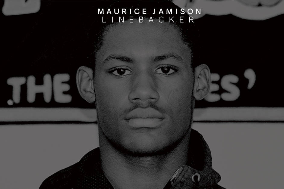 UNLV Football recruiting Maurice Jamison