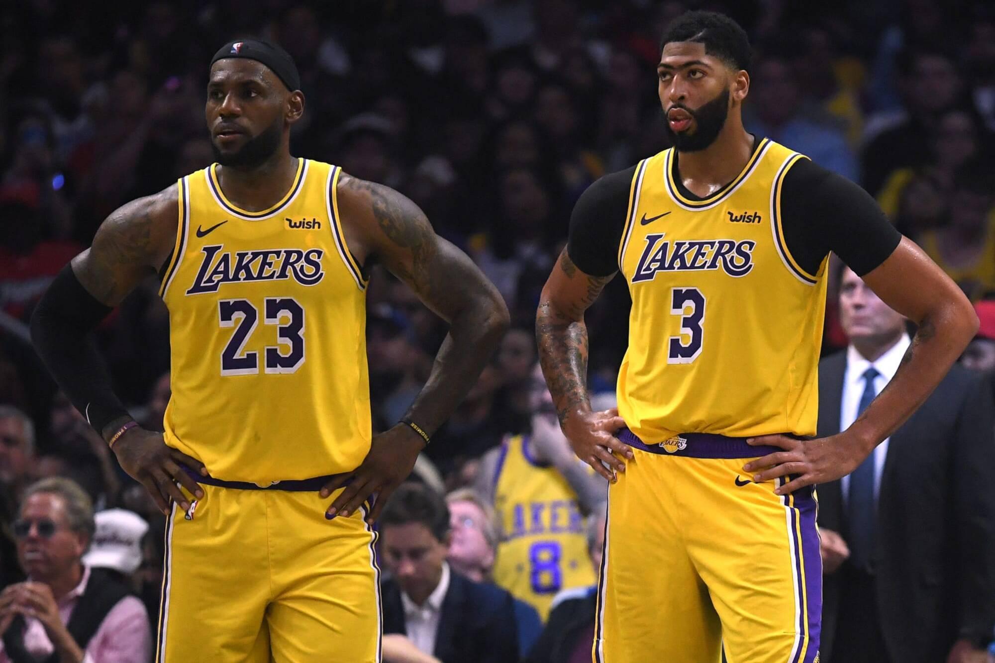 Lakers offseason 2020
