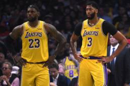 The 2020 Lakers Frontcourt is the Best In The NBA