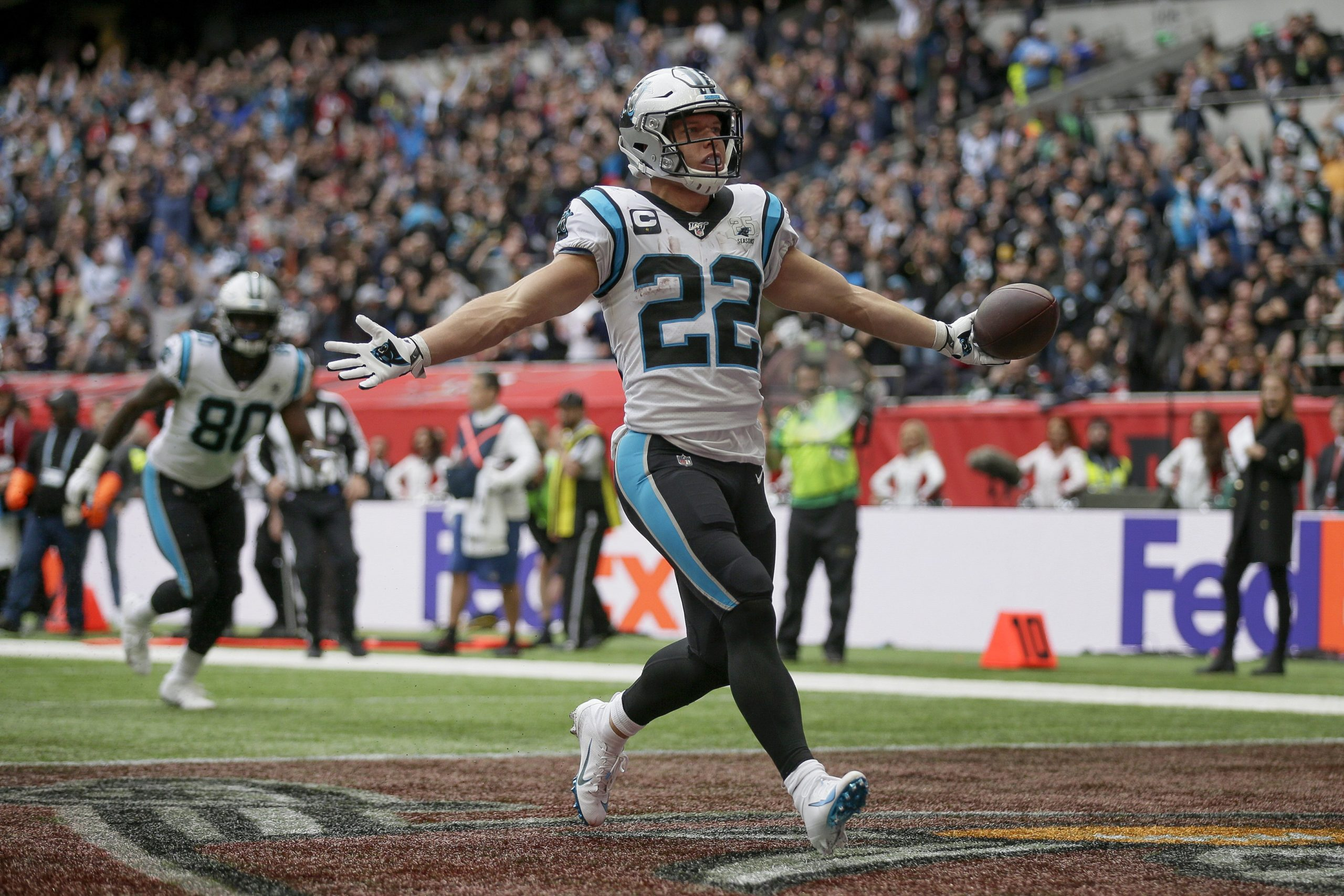 Christian McCaffrey- the Most Versatile Running Back In The NFL