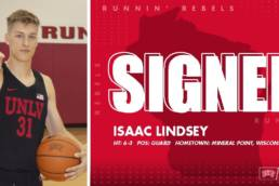 UNLV Has an Amazing 3-Sport Athlete in Isaac Lindsey for 2021