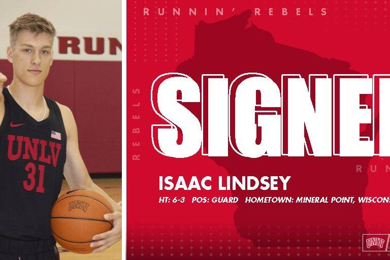 UNLV Has a 3-Sport Stud in Isaac Lindsey