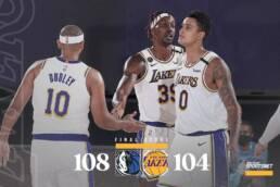 FSM Essential Recap: Lakers vs Mavericks - 7/23/2020