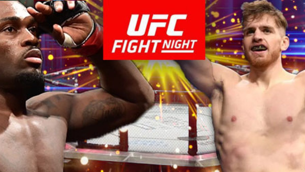 FSM Essential Preview: UFC Fight Night Brunson vs Shahbazyan