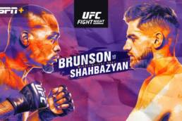 Match Preview: UFC Fight Night -  Brunson vs Shahbazyan - 8/1/2020