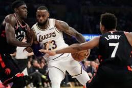 New Game Preview: Lakers vs Raptors - 8/1/2020