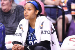 Maya Moore black girl magic Jonathan irons prison industrial complex