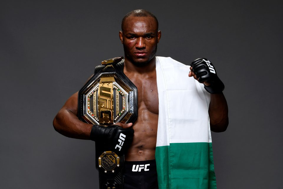 UFC 251 UFC Fight Island Masvidal vs Usman