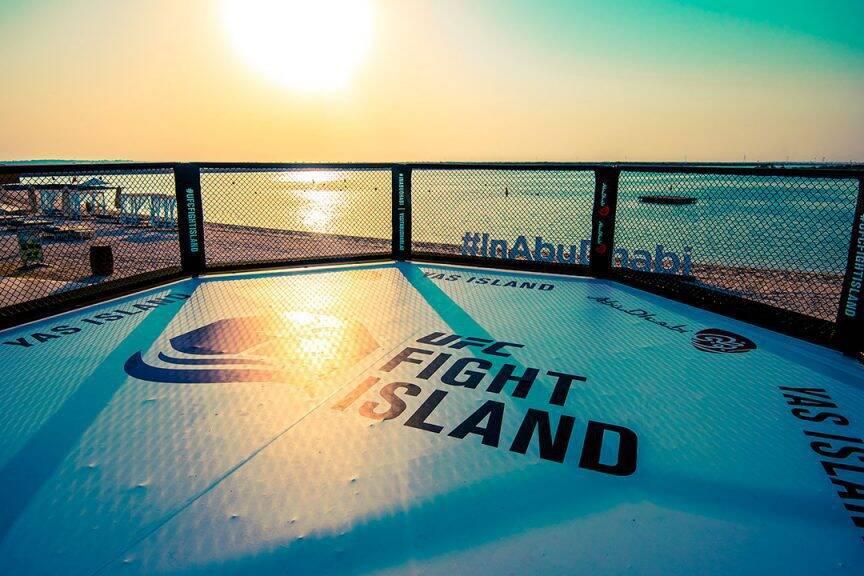 UFC 251 UFC Fight Island