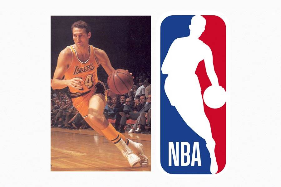 replace jerry west as the nba logo