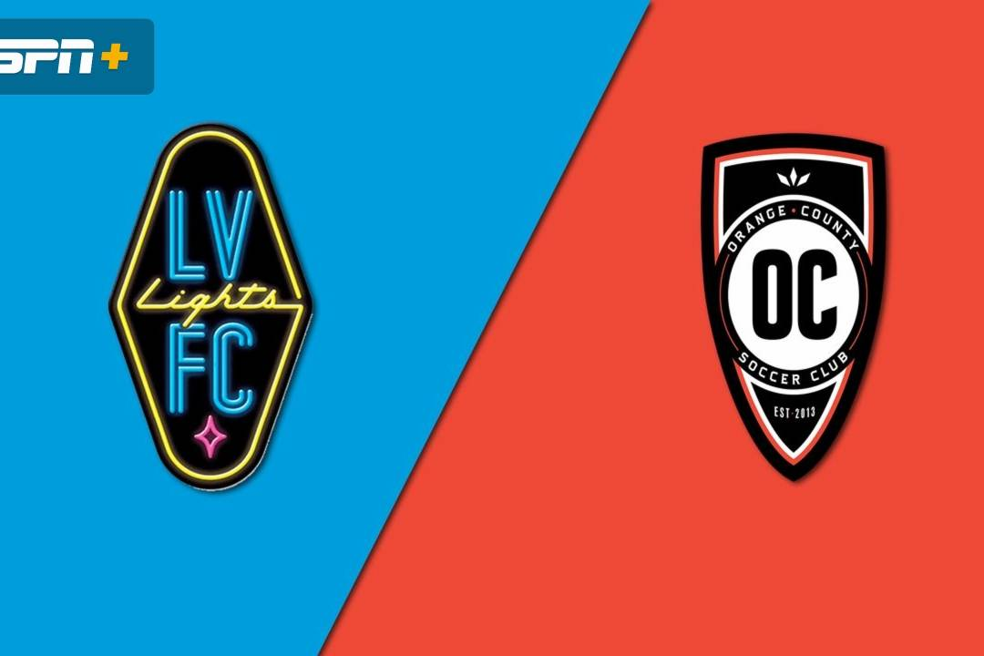 Lights FC vs Orange County SC