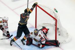 vgk vs blackhawks