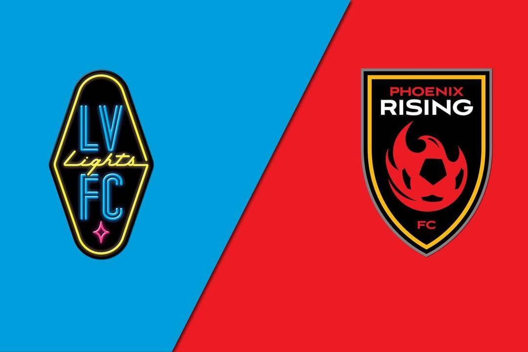 Lights FC vs Phoenix Rising FC
