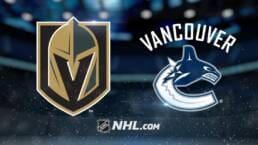 Golden Knights vs Canucks