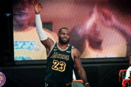 Lakers Offseason 2020: LeBron James Signs 2 Year Extension