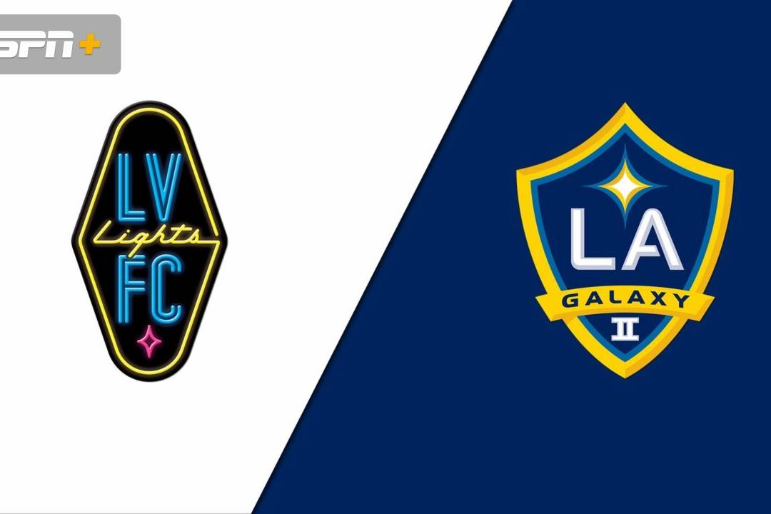 las vegas lights fc vs LA Galaxy II