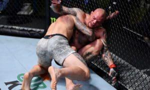 UFC Fight Night Smith vs Rakic recap