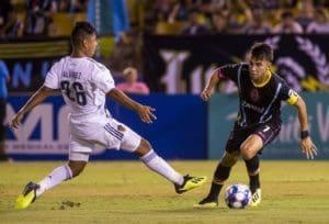 Lights FC vs Galaxy II recap