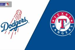 Dodgers vs Rangers recap