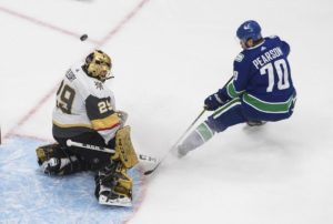 VGK vs Canucks recap
