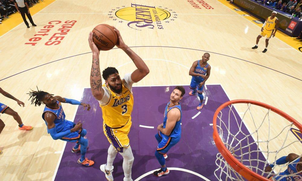 Lakers vs Thunder