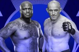 UFC Fight Night Lewis vs Oleinik