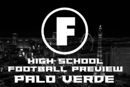 Palo Verde Panthers: New 2020 Las Vegas High School Football Preview
