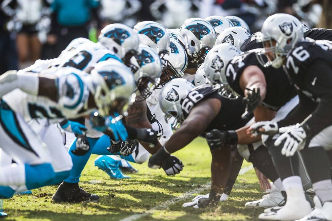 Raiders vs Panthers